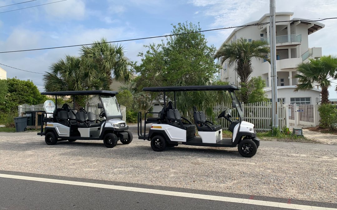 Upgrade Your Golf Cart to be Street Legal